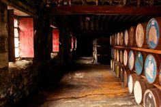 Ardmore Distillery ·Warehouse  no.3 by Peter Moser on 500px