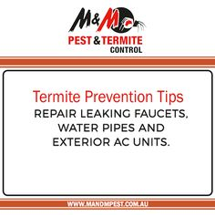 Termite  Control Termite Inspections Pest Control Inspections Ventilation