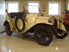 1913 Chenard & Walcker T 2