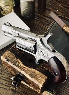 Legacy Engraving for your treasured keepsakes. Awesome Guns, Cool Guns, Weapons Guns, Guns And Ammo, Pocket Pistol, Light Em Up, Fire Fire, Gun Holster, Survival Equipment