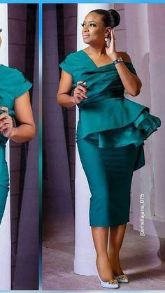 African Wear, African Attire, African Dress, Elegant Dresses, Casual Dresses, Short Dresses, African Print Fashion, African Fashion Dresses, Graduation Dress Plus Size