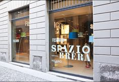 Foscarini Spazio Brera presents: Twiggy special edition.