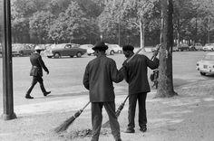 1968 Елисейские поля Photo Henri Cartier-Bresson