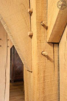 5 bedroom oak frame home in Cornwall | Carpenter Oak, Roderick James Architects
