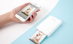 Polaroid Zip Instant Photoprinter | Cool Material