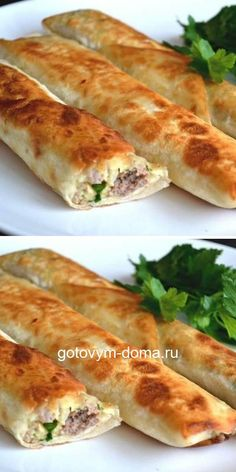 Appetizing pita roll - great for you.- Аппетитный рулет из лаваша — великолепная … Appetizing pita roll – a great whip up snack! Baked Chicken Recipes, Pizza Recipes, Baking Recipes, French Dessert Recipes, Breakfast Recipes, Good Food, Yummy Food, Food Platters, Russian Recipes