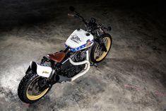 Custom Harleys, Custom Bikes, One Cafe, Harley Davidson Dyna, Cafe Racer, Mode Of Transport, Lifted Trucks, Motorbikes, Classic Cars