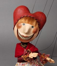 This marionette by kinokosupa is a riot