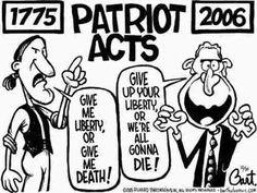 14 The Patriot Act 2 0 Ideas Patriot Acting Patriots