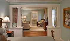 Wood Columns | Decorative Columns | Interior Columns For Homes