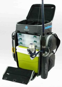 Precision Pak Tackle Bag Sturg Tackle Station