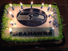 Happy Birthday Taylor .... Go Hawks!