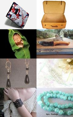 Holiday Shoppers by Christina Guenther on Etsy--Pinned with TreasuryPin.com