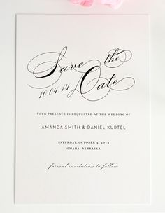 vintage glam save the date cards http://www.shineweddinginvitations.com/save-the-dates/vintage-glam-save-the-date