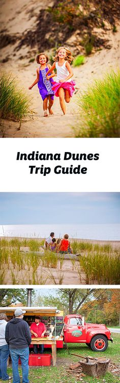 Pack a variety of gear to enjoy Lake Michigan activities: a swimsuit for the beach at Indiana Dunes National Lakeshore, hiking shoes for the trails of Indiana Dunes State Park and an appetite for comfort food. Trip guide: http://www.midwestliving.com/travel/indiana/indiana-dunes/indiana-dunes-trip-guide/