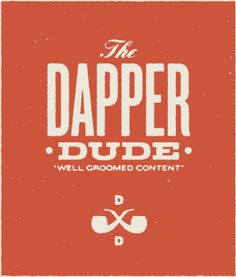 The Dapper Dude - a blog for modern male dapperness | www.thedapperdude.com great for Father's Day ideas