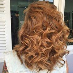 Um dia difícil para as outras cores de cabelo. | 17 imagens de cabelos ruivos que vão te dar vontade de correr para o salão