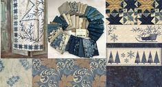 #ShowMetheModa  New Moda in the shop this week! Blue Barn from Laundry Basket…