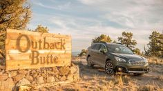 One journalist aptly described the Outback as the Swiss-army knife of cars. A jack of many trades, it's not a car that wins you over with its style, or even necessarily how it drives. One Drive, Subaru Outback, My Best Friend, Monument Valley, Adventure, Swiss Army, Articles, Cars, Style