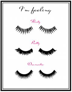 What do your lashes say about you? The Distinctions of Pretty illustration poster is a great conversation starter for any spot in your lash studio, salon, spa or home! The poster provides the perfect opportuntiy to really engage with clients or potential clients about the range of available lash styles. Start the conversation so you can start lashing!