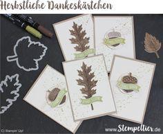 stampin up acorny thank you vintage leaves leaflets-herbstgruesse-eichel-herbst-fall-thank-you-danke-customer-appreciation-cards-by-stempeltier-framelits-formen-laub