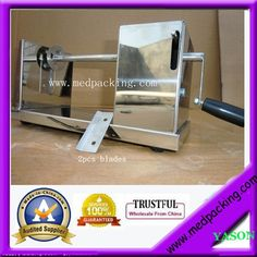 66.00$  Buy here - http://aliaqm.worldwells.pw/go.php?t=1698751589 - Best Steel Manual Tornado potato twist machine potato twist cutter 2 blades 66.00$
