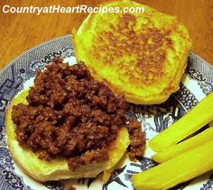 Country at Heart Recipes: Sandwiches