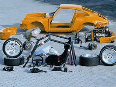 Porsche 911 parts //