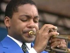 Wynton Marsalis - Embraceable You - - Newport Jazz Festival (Official) Embraceable You, Newport Jazz Festival, Jazz Trumpet, Cool Jazz, Rap, Jazz Blues, Popular Music, Songs, History