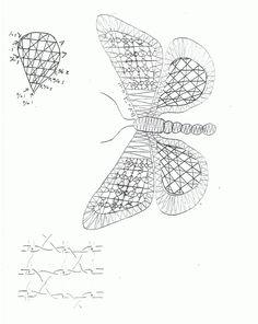 Patroon Vlinder nr. 4 2012
