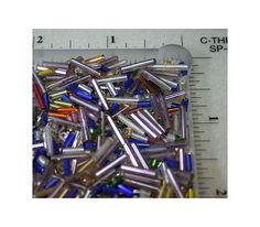 Bugle Beads - Assorted Colors Plus Bonus Bags