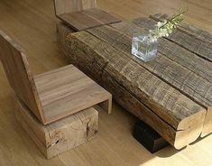 Что можно сделать из старой древесины {ТОП 20}