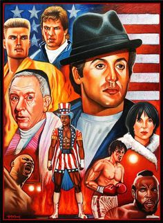 Rocky Balboa Boxing Art Silk Poster Print inch Motivational Movie Sylvester Stallone Picture for Room Wall Decor 011 Sylvester Stallone, Rocky Balboa Poster, Rocky Poster, Rocky Series, Rocky Film, Rocky Legends, John Rambo, Kino Film, Movie Poster Art