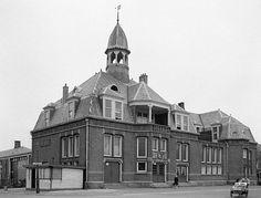 Plattegrond Van Leiden Naar Schatting Rond 1928 Het Toen
