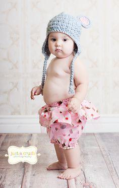 Girls Skirt Pattern PDF sewing patternSkortsbaby by pinkpoodlebows, $5.00