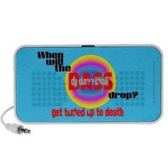 Official SNL When will the BASS drop? Speaker