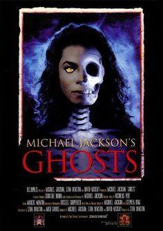 Michael Jackson's Ghosts Michael Jackson Dangerous, Michael Jackson Ghosts, Michael Jackson Pics, Rose Music, Ghost Movies, Ghost Photos, David, Short Film, King