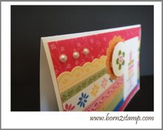 Stampin Up! A slice of life