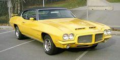 1972 Pontiac GTO 455HO 4 Speed