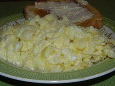 The Best Scrambled Eggs #SANE http://SANESolution.com