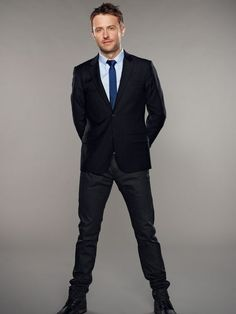 From the Chris Hardwick photo shoot for At Midnight
