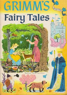 Once upon a time, 200 years ago… there were two German brothers: Jacob and Wilhelm Grimm. With sweet and dark imagination they produced Children's and Household Tales, a collection of fairy tales first published on December 20, 1812…