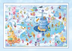Puzzle Sorgenfresser: Plaisirs d'Hiver Schmidt-Spiele-56172 100 pièces Puzzles…