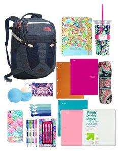 School Backpack Organization, School Backpack Essentials, Back To School Emergency Kit, School Survival Kits, College School Supplies, College Life, High School Hacks, School Ideas, What's In My Backpack