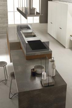 Kitchens by Ernestomeda: Icon Ernestomeda