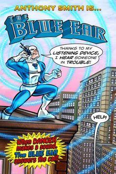 Marvel Creates Inspiring New Hearing Impaired Superhero