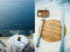 Ρομαντικος καλοκαιρινος γαμος στη Σαντορινη   Βαλια & Αλεξης  See more on Love4Weddings  http://www.love4weddings.gr/romantic-summer-wedding-santorini/  Photography by Studio Phosart   http://phosart.gr/