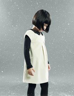 o+s music box white wool field trip tee black playtime leggings black all o+s