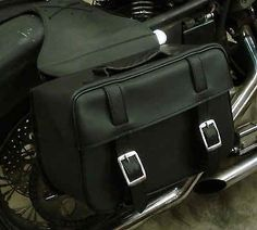 Motorcycle Saddlebags For Harley Davidson XLC Sportster 883 Custom $ 99.00 only on www.kcmcwarehouse.com