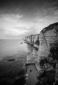 Étretat Cliffs France
